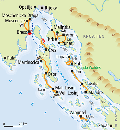 Boat And Bike Tour Croatia By Bike And Boat